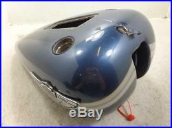 00-07 Harley Davidson Softail Deuce FXSTD/I FUEL GAS PETRO TANK EFI/CARB 100th