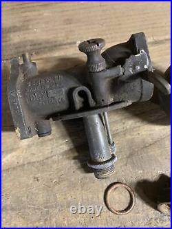 1929-1930 Harley-Davidson DL Schebler Carburetor Linkert DLX 86