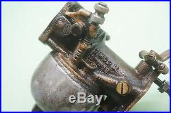 1947 Harley Wl Wla 45ci 45 Solo Wlc Wld Flathead Knucklehead Oem M-18 Carburetor