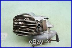 1958 Harley Hummer Engine Transmission Carburetor Complete Turns Over St 125 165