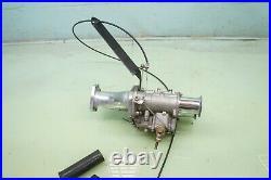 1968 Harley Sportster Xlch900 Xlh900 Xlch 900 Ironhead 2456 Weber Carburetor