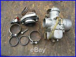 1969 Harley Davidson Sportster Xlh Ironhead Mikuni Carburetor And Manifold