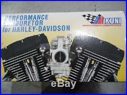 1984-1999 HARLEY DAVIDSON 1340 EVO Mikuni HSR42 Carburetor Total Kit 42-8