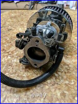 1986 Harley Davidson Sportster XL Xlh Carburetor And Air Filter Assembly Oem