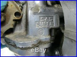 1989 Harley Davidson Softail S&S Shorty Super G Carburetor Carb