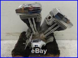 1993-1999 Harley Davidson 80 1340 Evolution ENGINE MOTOR Softail FXD FXR FL CARB