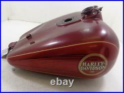 1995-1996 Harley Davidson Touring FLHT/C FLTCU FUEL GAS PETRO TANK CARB'D