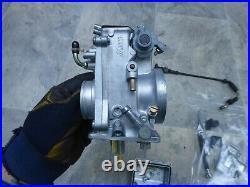1999 Harley FX Softail EVO S95-1. Mikuni carburetor carb