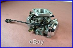 2000-2005 Harley-davidson Softail Fxsts Carbs Carburator