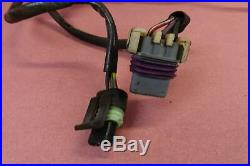 2000-2006 Harley Davidson Road King FLHR Carburetor Wiring Cable Sub Harness