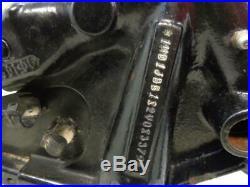 2000-2007 Harley Davidson Softail Deuce FRAME CHASSIS FXSTD/I CARB / FI 48887-00