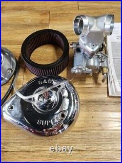 2004 2005 Harley Davidson S & S Super Super E Carburetor Kit