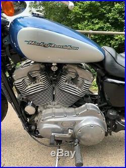 2005 Harley Davidson Sportster XL883L Carburettor model 8k Miles FSH New MOT