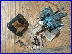 38mm Lectron Carb Carburetor Harley Shovelhead Motor USED