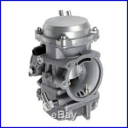 40mm Carb Carburetor For Harley Davidson Softail Dyna & FXR Touring Sportster