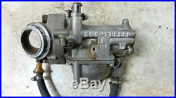 77 Harley Davidson 1000 Ironhead Sportster S&S S & and SS super carb carburetor