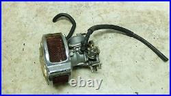 87 Harley Davidson XL 883 Sportster carb carburetor and air filter cleaner box