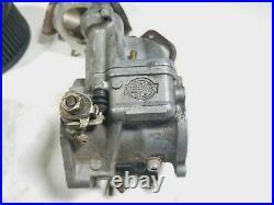 88 Harley Sportster XL 1200 883 S&S Carb Carburetor Air Intake K&N Filter Kit