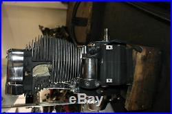 886 03 Harley-davidson Softail Engine B Motor Carb 88ci Twin Cam 100th Ann