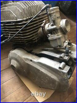 Aermacchi Harley Davidson SX250 Dellorto carburetor