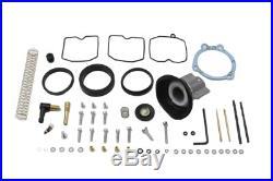 CV Carburetor Upgrade Rebuild Kit, for Harley Davidson, by V-Twin