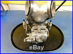 CV Carburetor W Manifold & Air Filter Intake Harley Davidson XL Sportster 92-99