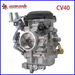 CV40 Carburetor for Harley-Davidson Sportster 883 1200 Electra Glide