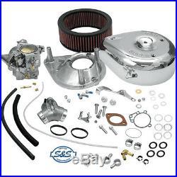 Carburador S&S Super E Para Harley-Davidson S&S Super E Carburetor