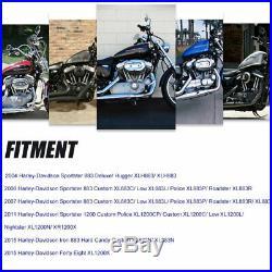 Carburetor Air Cleaner Intake Filter Kit for Harley Davidson Sportster 883 1200