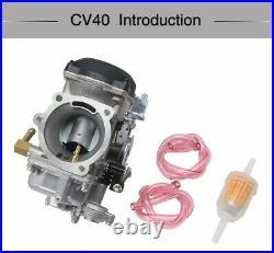 Carburetor Carb C40 For Harley Davidson Softail 1988-2017 OEM 27490-04 27031-95