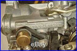 Carburetor Genuine Harley 27470-81A Vintage Shovelhead Engine FL Carb V-Twin K4