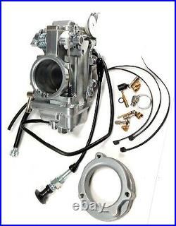 Carburetor HSR48 For Harley-Davidson Electra FLHTC Softail FXSTS 1990 2004 FXR