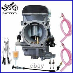 Carburetor for Harley Davidson CV40 Carburetor 27492-96 27038-92 27207-93