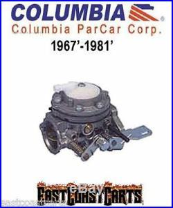 Columbia Harley Davidson Golf Cart Tillotson Carburetor 1967'-1981' 27158-67A