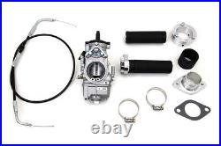 Dell'Orto 38mm Carburetor Kit fits Harley-Davidson