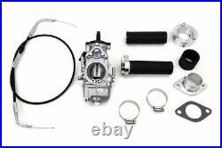 Dell'Orto 38mm Carburetor Kit for Harley Davidson by V-Twin