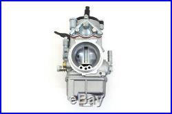 Dell'Orto 38mm Carburetor, for Harley Davidson, by Dell'Orto
