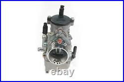 Dell'Orto 40mm Carburetor fits Harley-Davidson motorcycles, by Dell'Orto