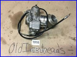 Dell'Orto PHM38 Carburetor Harley Davidson SHOVELHEAD IRONHEAD Manifold