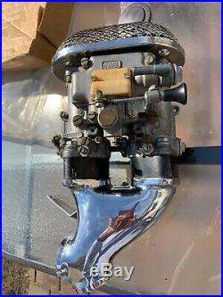 Dellorto DHLA 40 CARBURETOR SET FOR HARLEY DAVIDSON IRONHEAD SHOVELHEAD CHOPPER