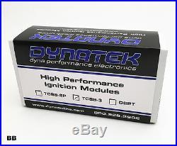 Dynatek TC88-3 Adjustable Ignition 2004-06 Harley-Davidson Twin Cam Carb Models