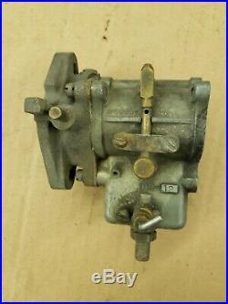 Early Harley-Davidson XL Sportster Linkert DC 12 carburetor Complete