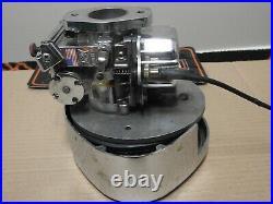 Edelbrock Qwik Silver II Carburetor For Harley Davidson Evo Big Twin FXR Dyna