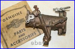 GENUINE 1947-1948 Harley EL FL Panhead Linkert M35TP Carburetor Needles Discs