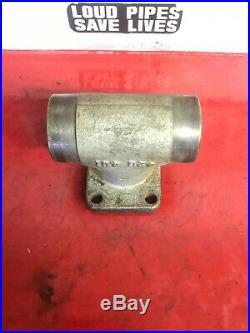 GENUINE Harley Knucklehead Panhead 61 Motor Linkert Carburetor Manifold 428-401