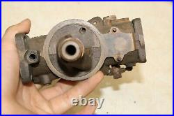 GENUINE L1947-1948 Harley Knucklehead EL FL Linkert M35TP Carburetor Body 1-1/8