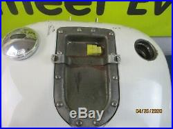 Gas Tank & Fuel Gauge Harley Davidson 2004 Carburetor Fxdp Dyna Police