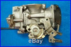 Genuine 1988-2006 Harley Dyna Touring Softail CV Carburetor Carb Part# 27206-93A