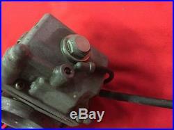HARLEY DAVIDSON 41 mm Flat Side MIKUNI CARBURETOR