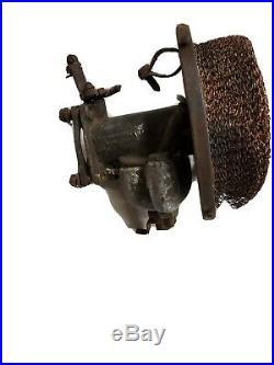 HARLEY DAVIDSON LINKERT CARBURETOR M53 model AIR FILTER PLATE K-MODEL SPORTSTER